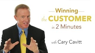 Customer Service Speaker: Win the Customer in 2 Minutes