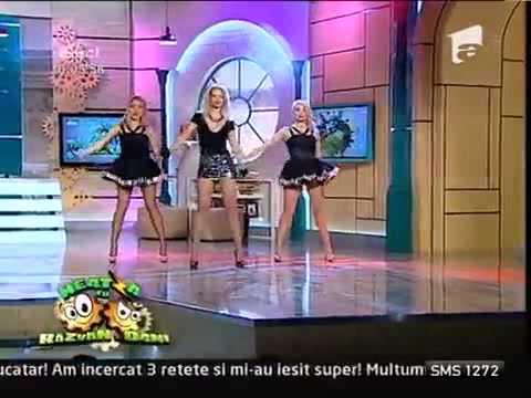 Alexandra Shine & The Hot Diamonds - Moscow (TV Show,4.01.2013)