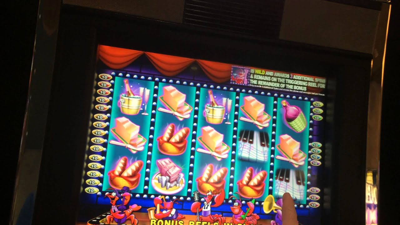 Live slot machines casino golden west