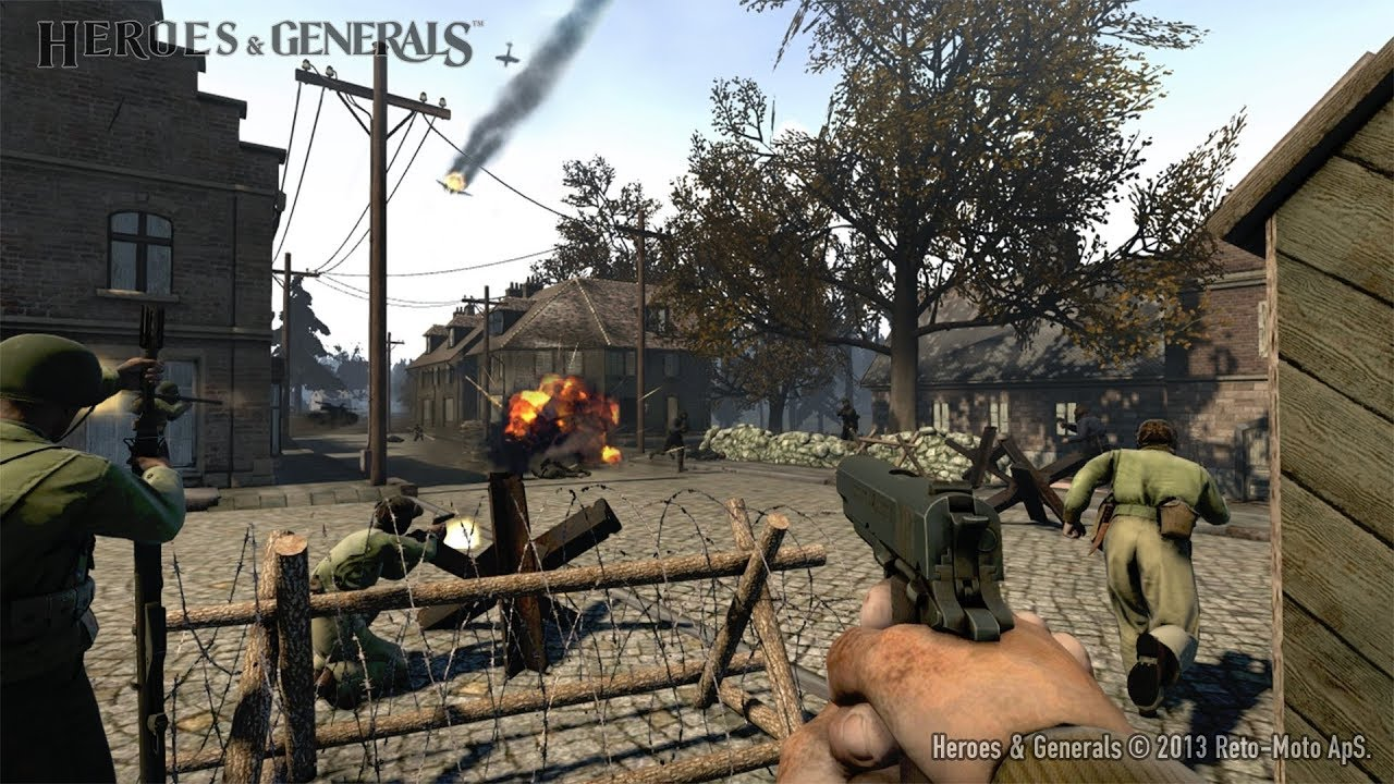 Best Free Online Game About Ww2 On Pc Fps Heroes And