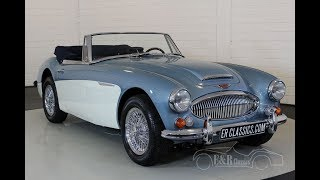 AUSTIN HEALEY 3000 MK3 -VIDEO- www.ERclassics.com