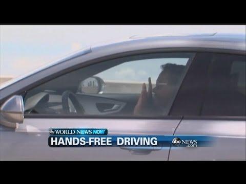 WEBCAST: New Driverless Car