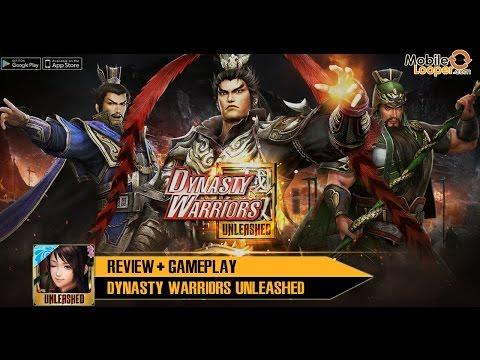 [เกมมือถือ] Dynasty Warriors Unleashed สามก๊กบู๊แหลกบนมือถือมาแล้ว บอกเลยว่าโคตรมันส์