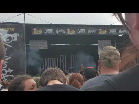 Vans Warped Tour 2017, 6/17 : Andy Black - Beyond My Reach