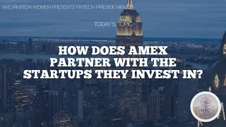 How Does AmEx Partner with the Startups They Invest In?