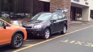 Subaru Forester vs Subaru XV Crosstrek