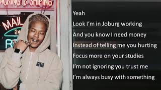 I do not own any rights on this music, all credits got to nasty c and rowlene no copyright intended please subscribe! c- sma ft. f...