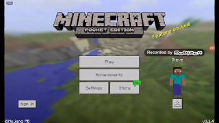 Minecraft pocket edition ep 6 I have no idea what I