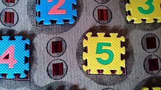 Children's Toys Videos | Numbers Puzzle Educational 1-9 | Kids Puzzles
