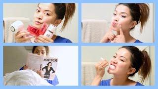 My Night Time Skincare Routine! ♡ ThatsHeart Thumbnail