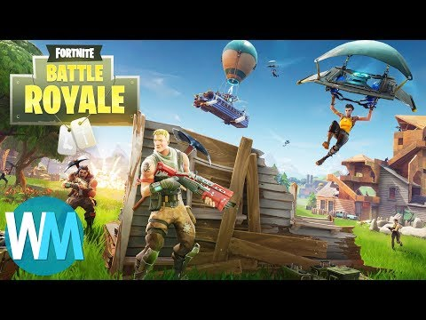 Top 5 Reasons Fortnite Took Over The World