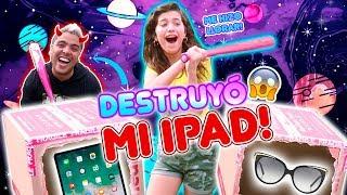 NO DESTRUYAS LA CAJA INCORRECTA! Adiós iPad! 💻 iPhone XMAx 📱😢💔 | Leyla Star 💫