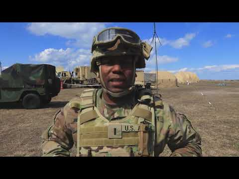 DFN: U.S. Army Reserve 110th Birthday Shoutouts, FORT BRAGG, NC, UNITED STATES, 04.20.2018