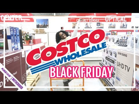 COSTCO BLACK FRIDAY SHOP WITH ME | BLACK FRIDAY HAUL