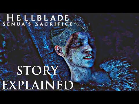 HELLBLADE Senua's Sacrifice - STORY EXPLAINED (Documentary Feature)