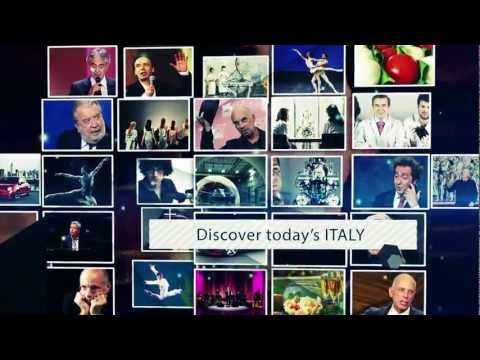 Video presentation of 2013 Year of Italian Culture in the United States