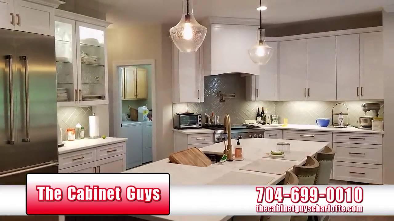 The Cabinet Guys   Custom Kitchen, Bookcases, Vanities, Garages U0026 Remodeling    Charlotte, NC
