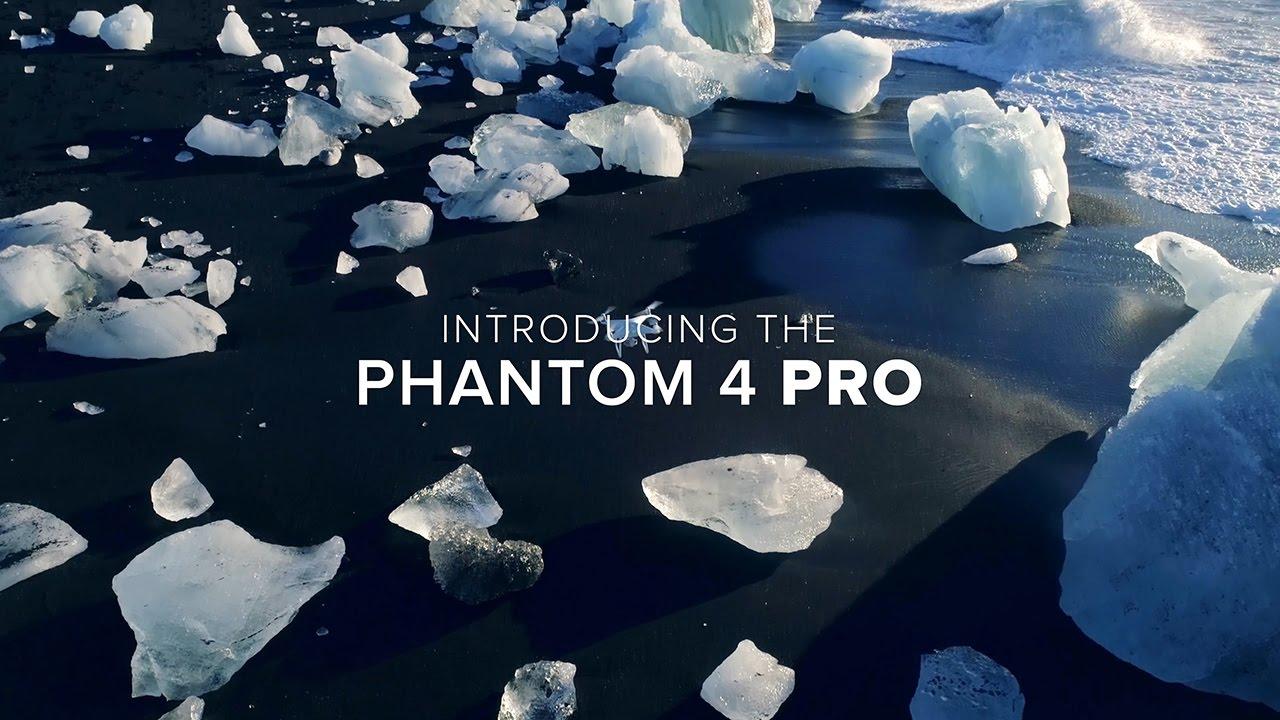 Phantom 4 Pro V2.0の紹介動画