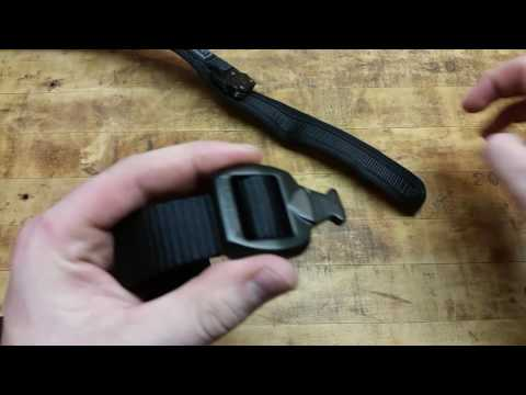 FUSION TACTICAL 1.5in EDC BELT WITH RAPTOR BUCKLE