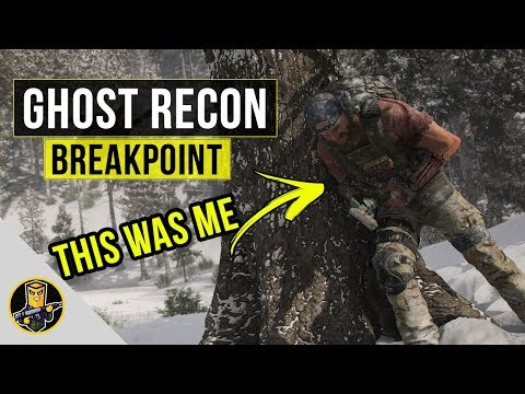 So, I played Ghost Recon Breakpoint...