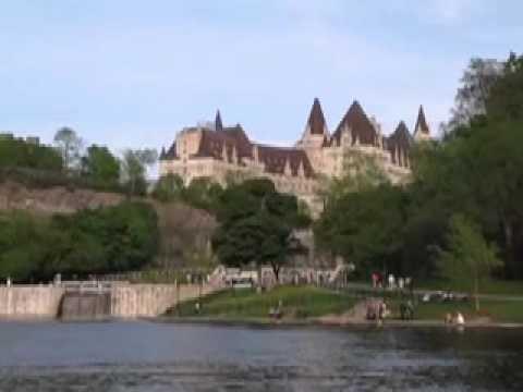 Lady Dive Tour of Ottawa