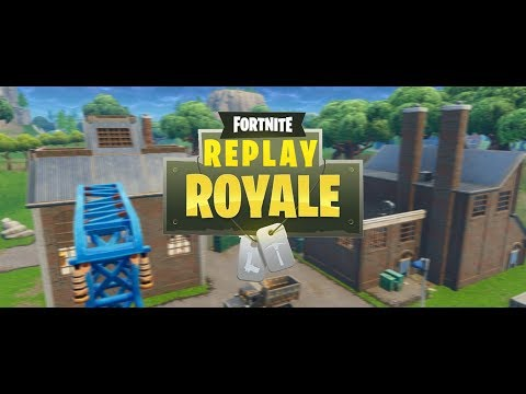 #ReplayRoyale Entry - Fortnite Through the Looking Glass