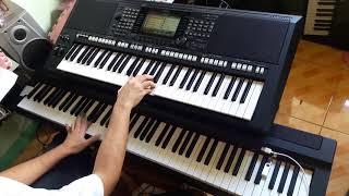 Sa Krus Mo - Two-keyboard Cover