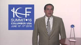 Columbus Mayor Andy Ginther Welcomes the ICF Top 7 to Columbus, OH
