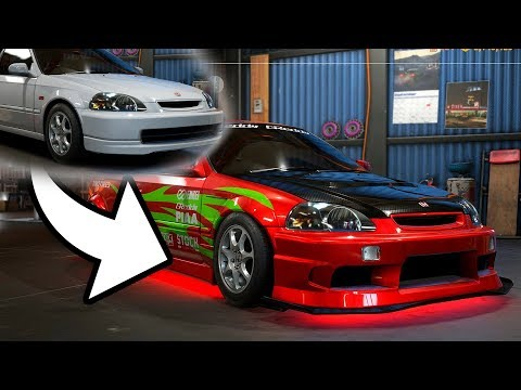 THE ULTIMATE RICER BUILD - Need for Speed: Payback - Part 44