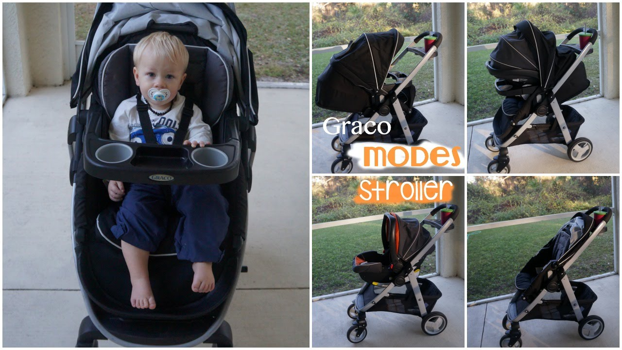 Graco Modes Stroller How To Use Amp Review Youtube