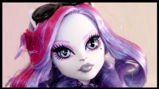 Catrine DeMew Scaris Monster High Doll Toy Review   By KittiesMama