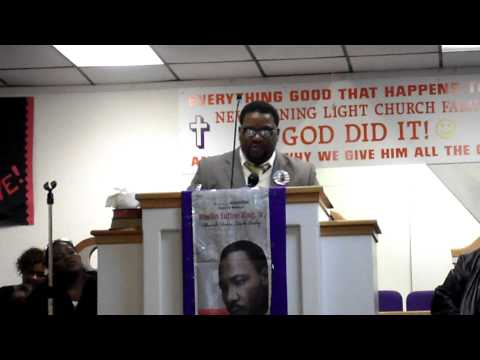 Pastor John C. Williams - When GOD Is All You Have - Pt.1