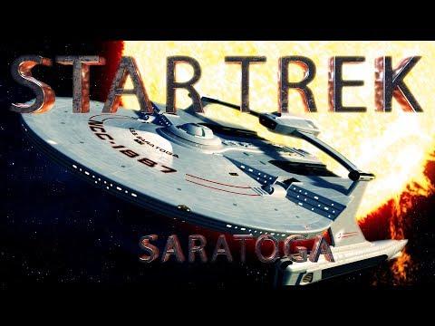 Star Trek Saratoga 1 Official Teaser (Fan Film)