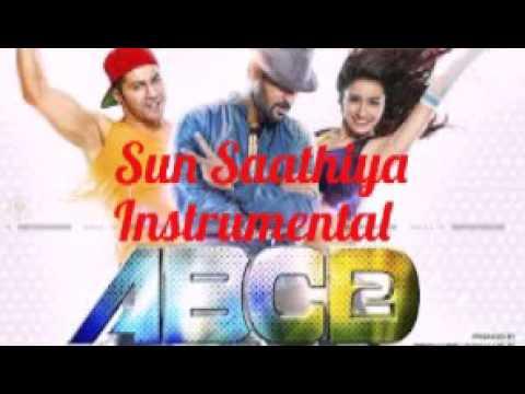 Sun Saathiya (ABCD 2) Instrumental
