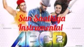 Due to the reviews of viewers on my video sun saathiya karaoke, i made this instrumental version also... thanx for your kind comments and likes... hop...