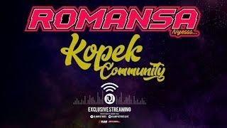 🔴 LIVE ROMANSA // KOPEK COMMUNITY - KARANG WOTAN PUCAK WANGI  PATI - VLAM PICTURES