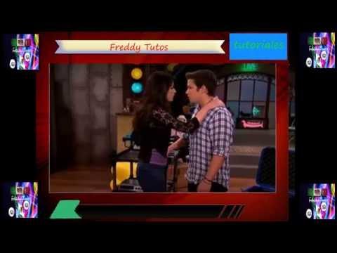 iCarly: Carly y Fredie Se Besan-Carly & Fredie kiss  [iGoodBye] ESPAÑOL FULL