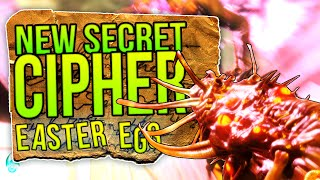 "NEW ""ONLY THE CURSED SURVIVE"" CIPHER FOUND!! BO3 Zombies Secret Code Easter Egg (Shadows of Evil)"