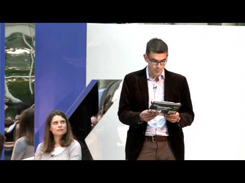 Think Mobile:  Matt Brittin, MD of Google UK & Ireland, gives his overview on mobile