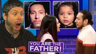 THIS HISPANIC FAMILY IS NUTS! You Are / Not the Father (Hispanic People Version)