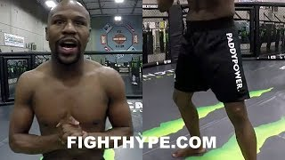 "MAYWEATHER DROPS 2ND OCTAGON VIDEO; PURPOSE BECOMING CLEAR: ""WHAT ARE THE ODDS"""