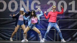 161119 박진영X효연X민X조권_Born to be Wild (Feat. 박진영) dance cover