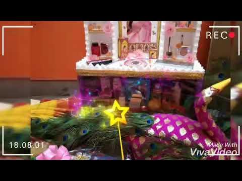 Full Download] /wedding Tatwa Decoration Tray Idea Thermocol Part 1 Of 5