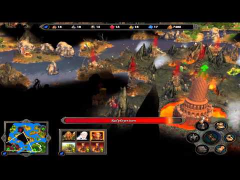 Heroes of Might and Magic 5 - 22 - Sylvan - The Emerald Ones