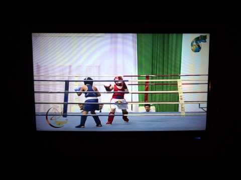 Junior Turkmenistan Muay Thai Boxing