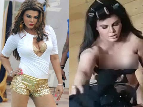 Nude photo of rakhi sawant