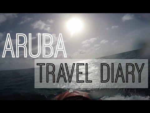 ARUBA TRAVEL DIARY | Amanda Pulitano