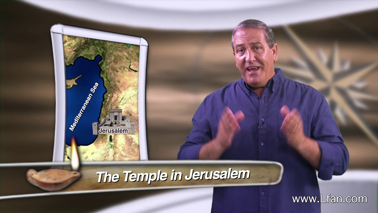 Day to Day (#117) - Jerusalem Temple