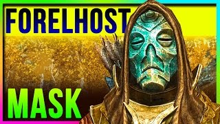 Skyrim Forelhost Walkthrough Secrets (All Dragon Priest Mask Locations Rahgot & Call Call Storm #6)