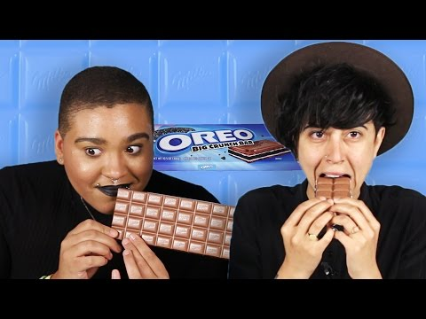 Thumbnail: People Try The New Oreo Big Crunch Bar
